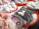 Большинство морепродуктов на японский рынок упал на фоне слабого спроса