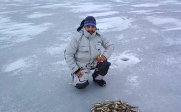 Отчет о рыбалке: 19 ноября 2017, Большой Куяш, озеро