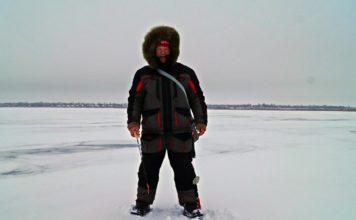 Отчет о рыбалке: 30 января 2018, Карповское, водохранилище