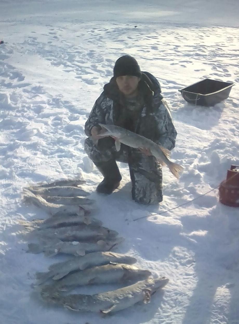 Тюмень отчет о рыбалке