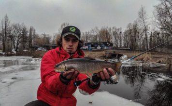 Отчет о рыбалке: 04 февраля 2018, Белые Камни, Киев