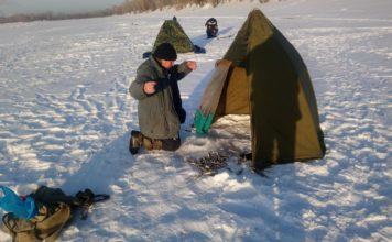 Отчет о рыбалке: Обь, река