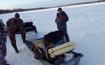 Отчет о рыбалке: 12 февраля 2018 — 13 февраля 2018, Яузское водохранилище