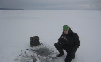 Отчет о рыбалке: 20 января 2018, Финский залив