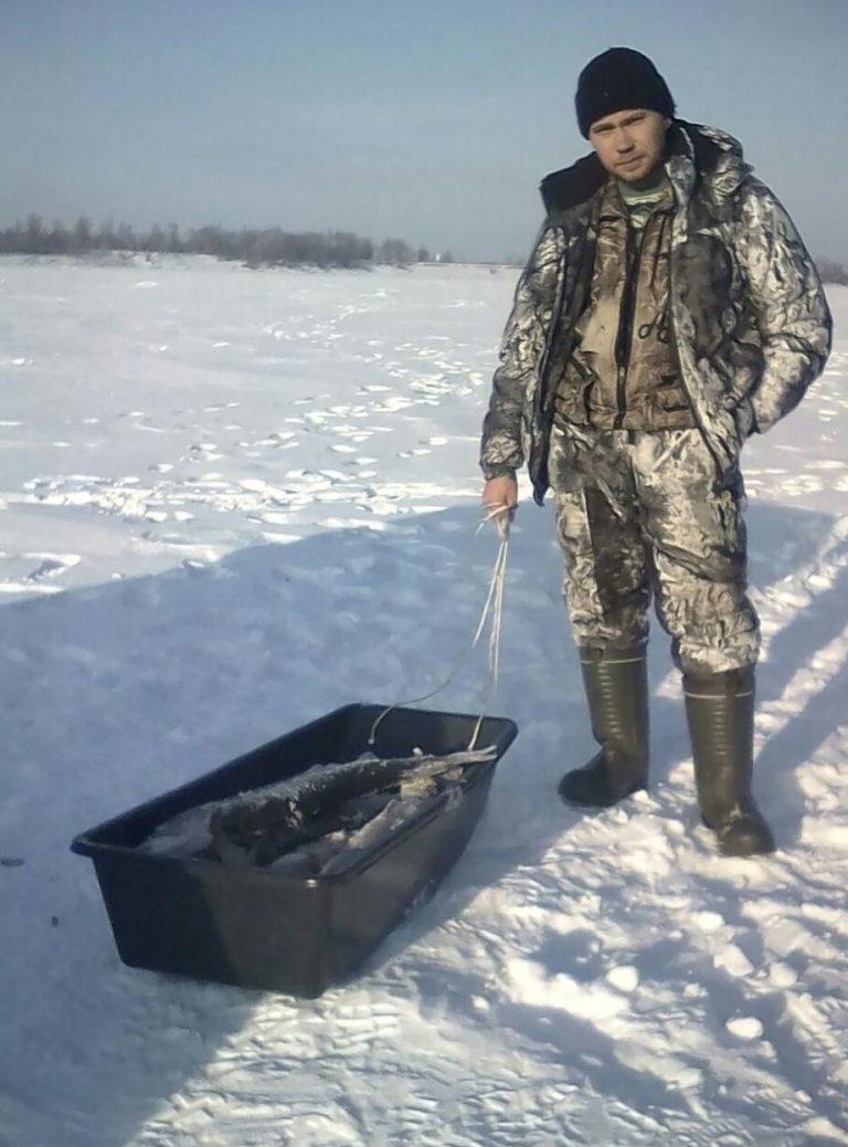 Е1 рыбалка отчеты декабрь