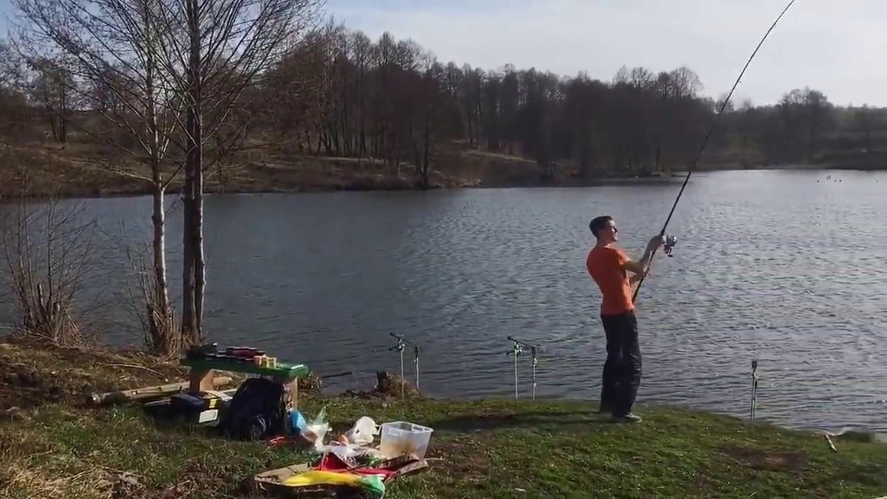 Рыбалка в остроге каширский