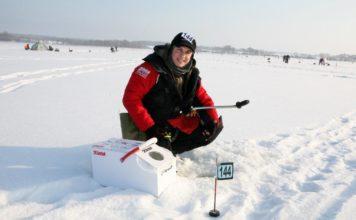 Отчет о рыбалке: 03 марта 2018, Рузское водохранилище (Курово)