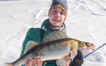 Отчет о рыбалке: 09 марта 2018, Москва-река