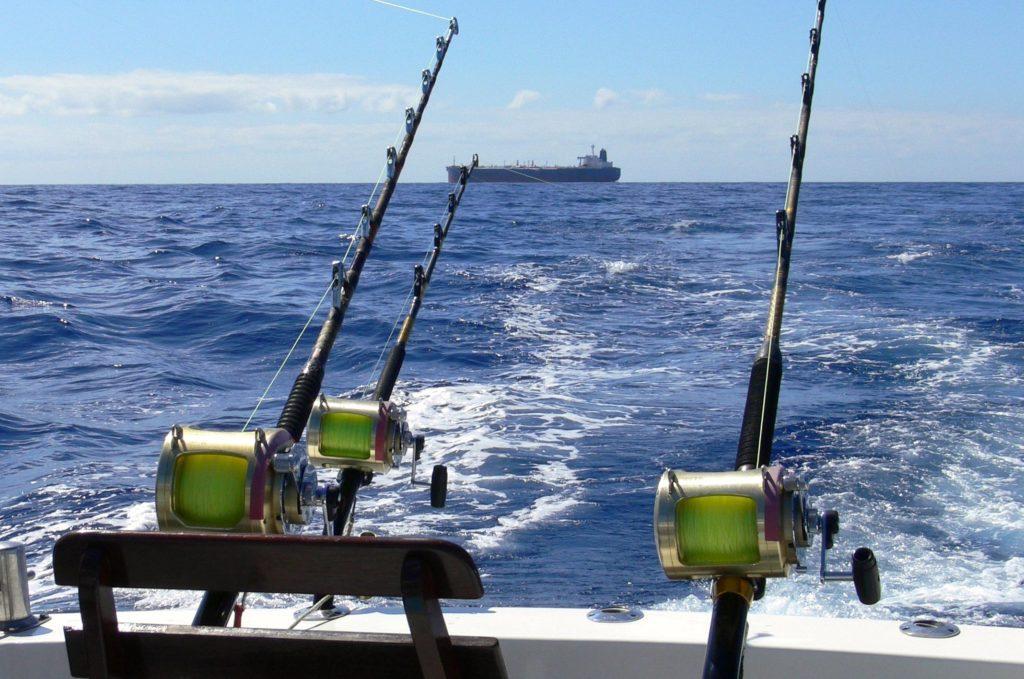 Рыбалка троллингом на реках