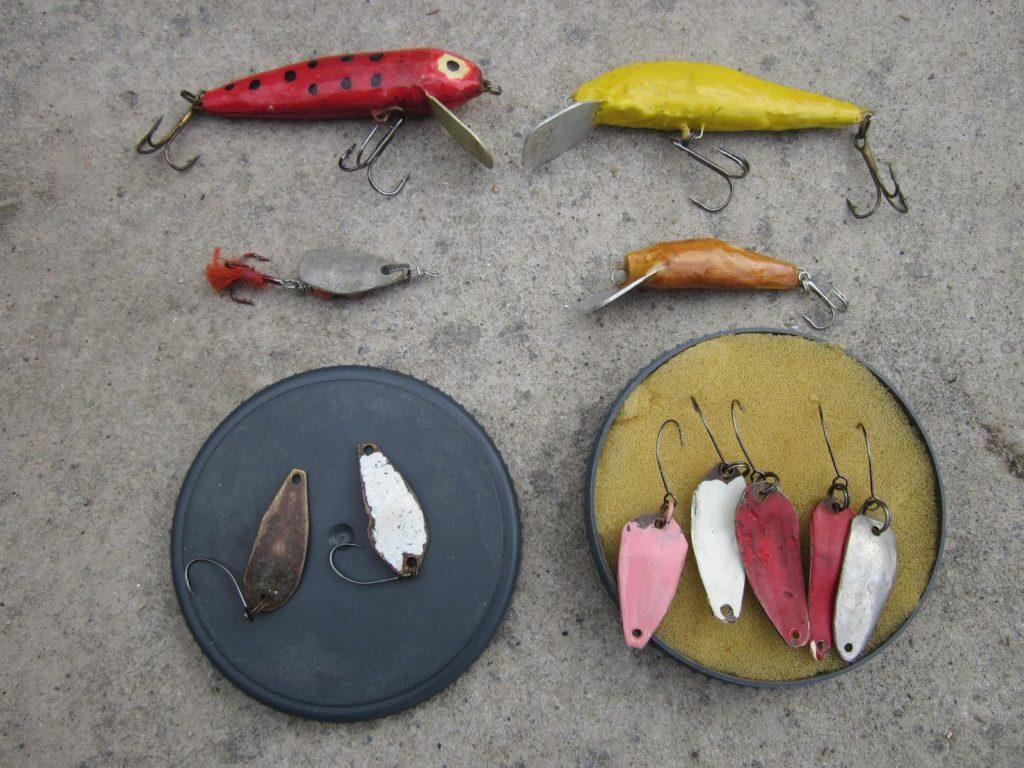 Электронная приманка для рыбы своими руками